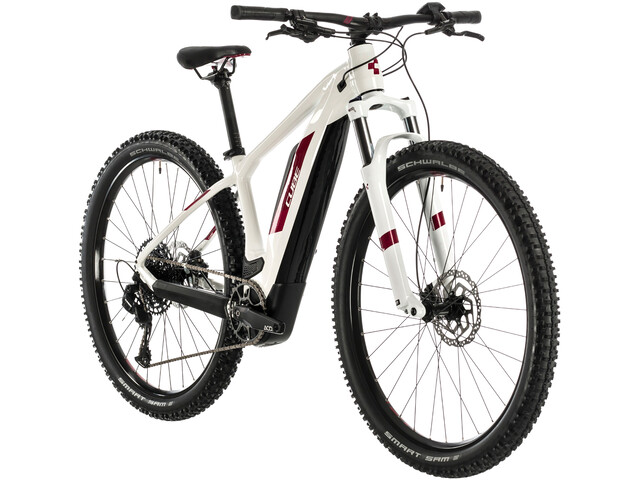 Cube Access Hybrid Pro 500 Dame white/berry